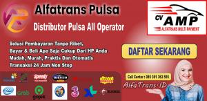 alfatrans pulsa, server alfatrans pulsa, alfatrans pulsa malang