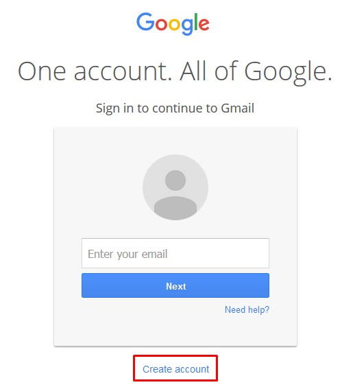 cara membuat email, cara membuat email baru, cara membuat email gmail