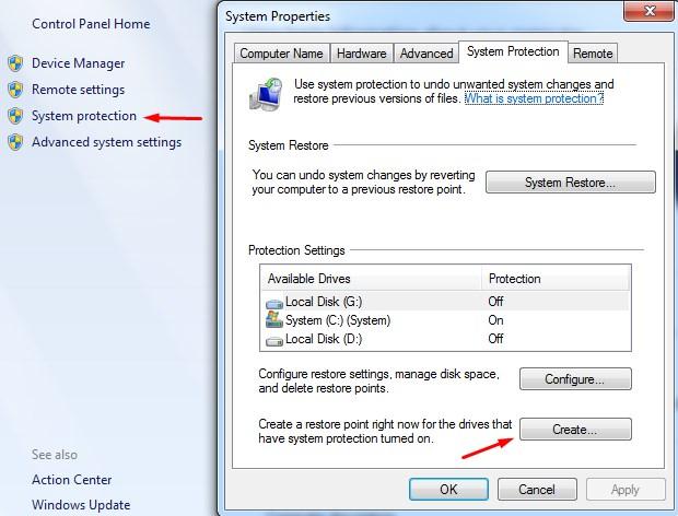 cara menggunakan system restore windows 7, cara mengatasi windows error recovery pada windows 7, cara recovery windows 7 toshiba, cara membuat system restore windows 7, cara restore komputer windows 7